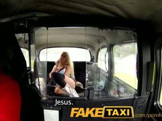 FakeTaxi Porn star can't get enough cock