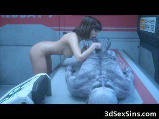 Die 3d zombie sexperiment!
