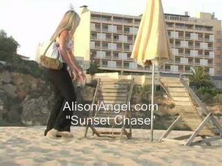 mooi strand plezier, een knipperende online, plezier plagen kijken