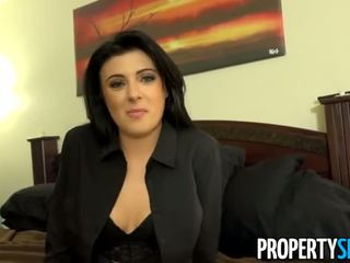 PropertySex - Realtor uses her skilled mouth and pussy to convince buyer