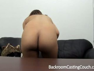 Blaxican Assfuck and Anal Creampie Casting