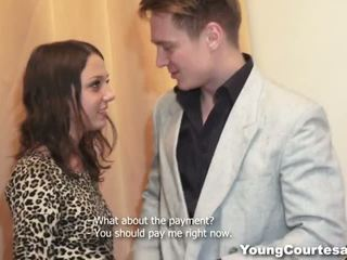 First courtesan experience pays off - Porn Video 541