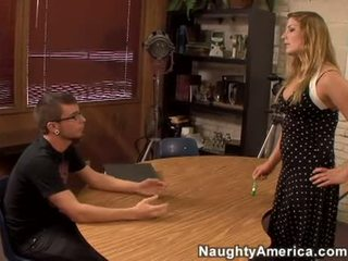 Aurora Snow Sex Teaching