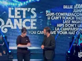virginie hocq lets dance, fier d'etre belge