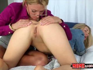 Karla Kush and Jennifer Best fucking dick