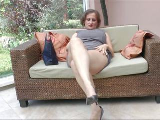 Stephana: gratis hoog hakken & rijpere porno video- 8b