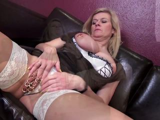 Mature Posh Busty Mom Fucks Not Her Son, Porn 79