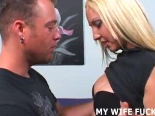 שלך אישה likes taking גדול cocks קשה