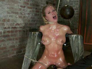 Elbows 界 knees 上 硬 wood nipple suction neck rope breath 玩 臉 他媽的 做 到 cum1
