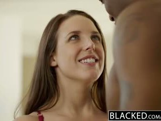 Blacked גדול טבעי פטמות אוסטרלי בייב angela לבן fucks bbc