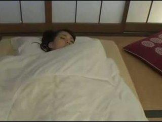 아름다운 일본의 아내 - masturbation