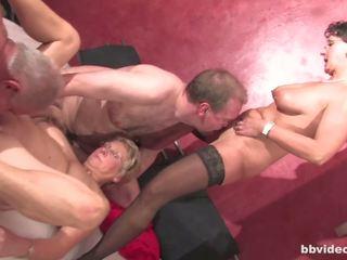 group sex, big boobs, milfs