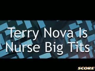 Terry nova je medicinska sestra velika prsi