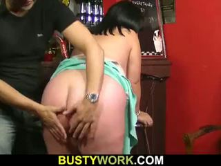 see boss more, office sex free, at work quality