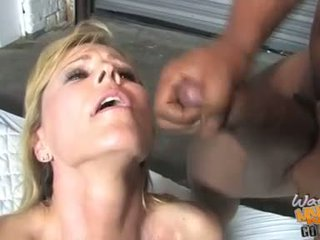 Nicole Moore take all the cum climax of hot black guy