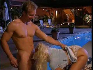 邪悪 熟女 brittany andrews receives 彼女の ジューシー クリトリス licked と swallows a 大きい meat