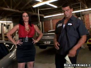 πραγματικός hardcore sex Καυτά, μεγάλος στοματικό σεξ, μεγάλα βυζιά διασκέδαση