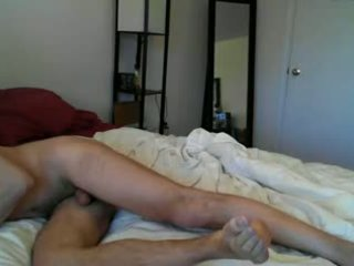 Redhead fucks a guy until he cums on her face