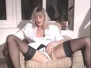 Fox 女孩 1999 同 anita 金發, 免費 青少年 色情 54
