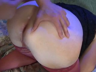 Fat Russian Mature Slut Loves Hard Hot Anal Creampie.