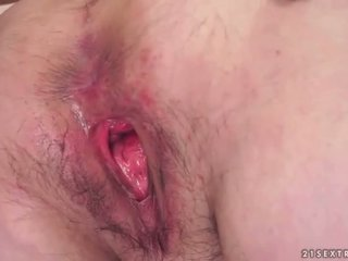 Resnas grannies karstās sekss kompilācija