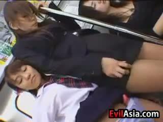 Asian Schoolgirl And Teacher