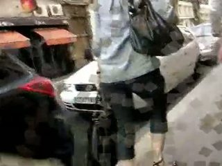 French Stolen Upskirt Compilation
