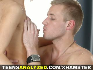 Teens Analyzed - New Dress and First Anal Sex: Free Porn ab