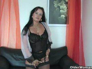 chubby, cougar, solo