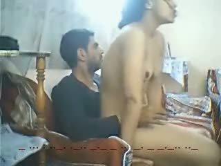 Ai cập phụ nữ quái giữa two men-hot video