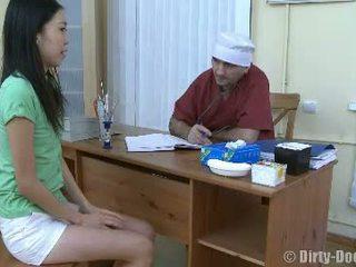 阴道, 医生, 医院, 亚洲人