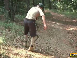 Scouts daşda sordyrmak and sikiş activity