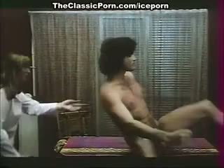 blowjob, vintage, threesome