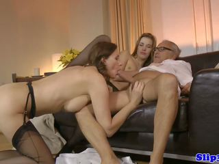 threesomes, old+young, hd porn