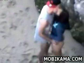 beach, sex, 18years