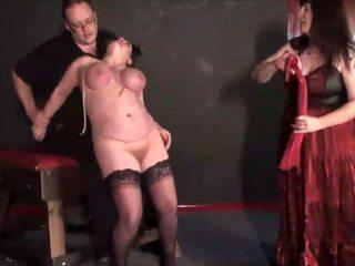 בוגר לסבית slavegirls ביזארי punishment