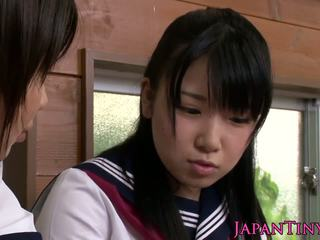 japanese, trekanter, asian