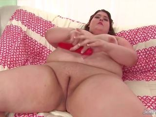 Chubby Autumn Cooper Plays with Sex Toys, Porn 14