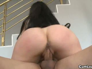 brunette new, ideal oral sex ideal, quality deepthroat fresh