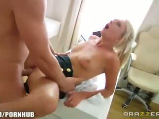 Group of stunning Russian schoolgirls are taught how to squirt