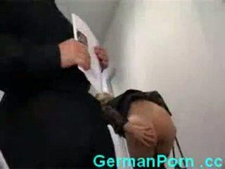 Ama de casa anal oficina