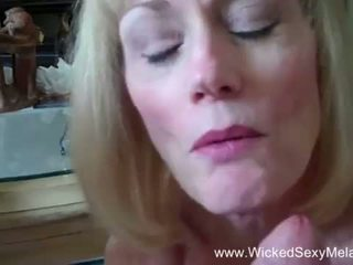 Mom Drains Her Sons Balls Of Cum