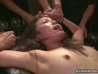 japanese hottest, fresh blowjob, ideal gangbang