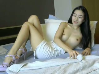 Chinese girl fucked by fat white man