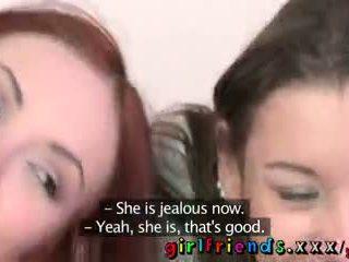 Girlfriends Hot girls webcam show for friendl