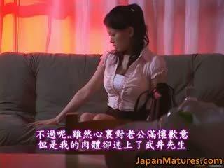 ブルネット, 日本の, 集団セックス