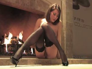 brunette, you orgasm new, real sex toys