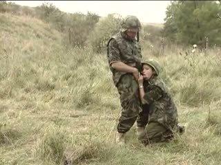 Army Treats Full Classic, Free Vintage Porn 26