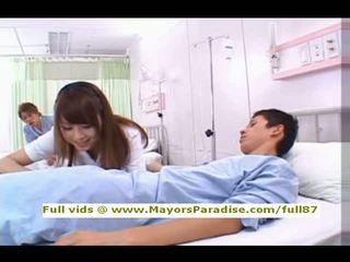 nurse all, hottest hospital full, asian