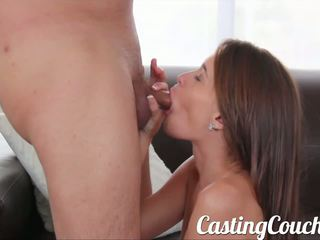 Casting couch-x georgia peach excited til sex